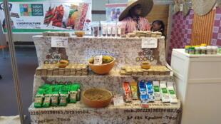 Le stand du Togo au Salon international de l'Agriculture de Paris qui se termine le 5 mars prochain.