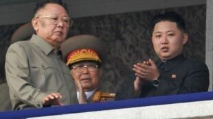 Tsohon Shugaban kasar Kim Jong-il wanda ya mutu yana da shekaru 69