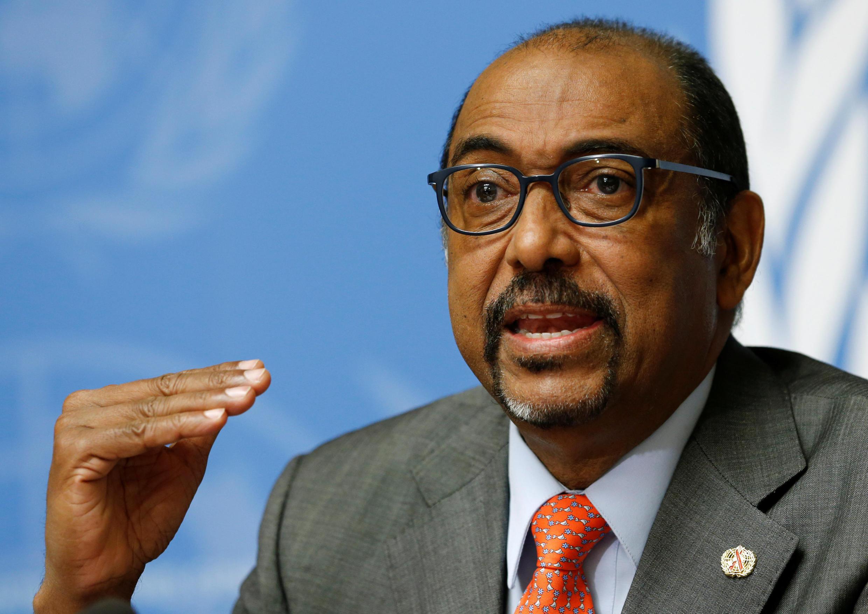 Michel Sidibe, director de ONUSIDA