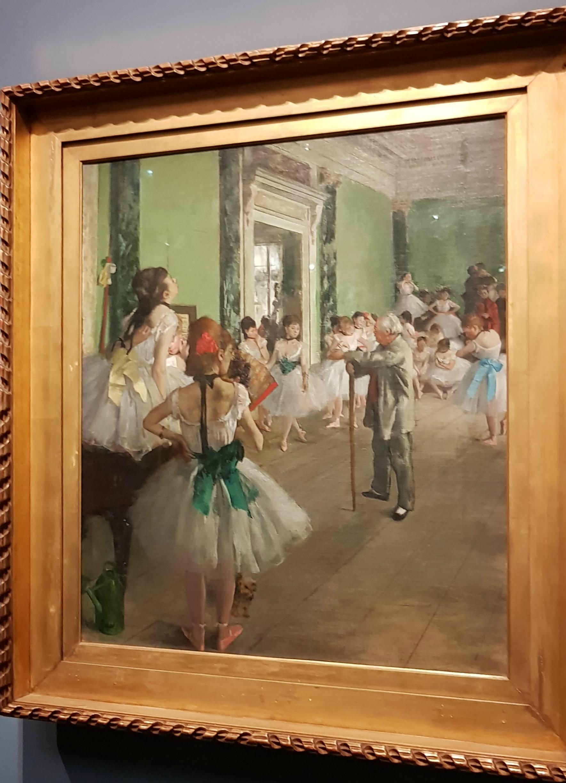 «Танцевальный класс»