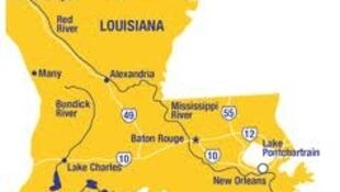 Louisiana values its French cultural history