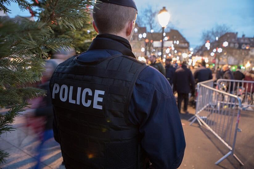 Police Nationale in France