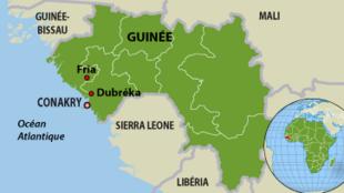 La Guinée. Des manifestants ont déjà obtenu le remplacement des préfets dans les villes de Fria et Dubréka.