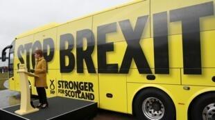 Первый министр Шотландии Никола Стерджен считает, что после уверенной победы националистов в шотландии стоит провести новый референдум о независимости