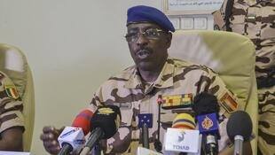 Chad's Defence minister General Daoud Yaya Brahim