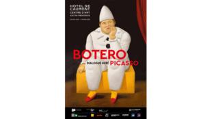 L'exposition «Botero, dialogue avec Picasso» aura lieu jusqu'au 11 mars 2018 au Centre d'art de l'Hotel de Caumont à Aix-en-Provence