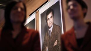 Chân dung của đạo diễn Iran Jafar Panahi tại liên hoan Berlin