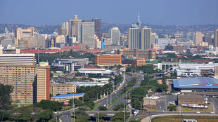 La ville de Durban en Afrique du Sud.