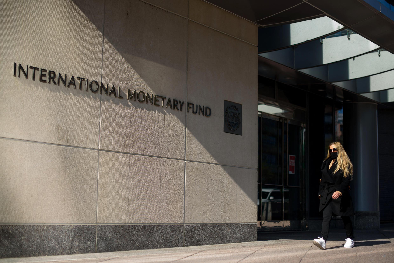 États-Unis - FMI - Fonds monétaire international - Siège - 000_99F97M