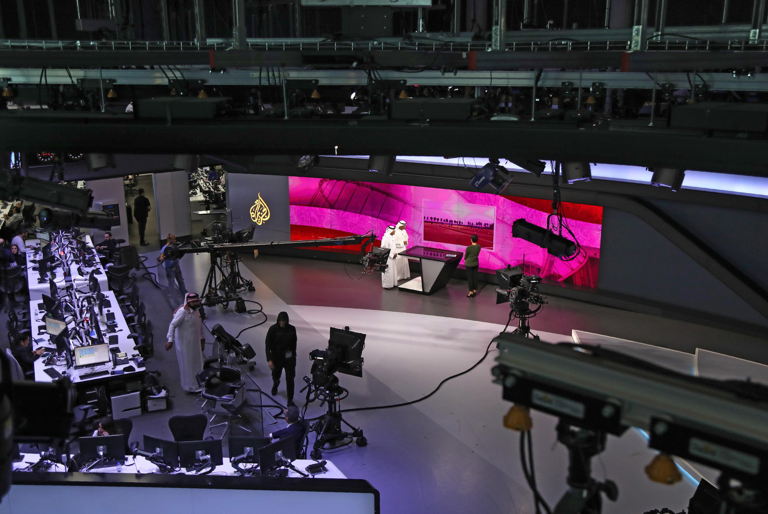 Al-Jazeera said it approached Citizen Lab in January after receiving suspicious messages on a device used to contact people for comment
