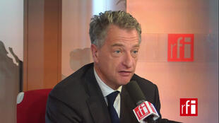 Hervé Gaymard, député UMP, président du Conseil général de la Savoie, ancien ministre.