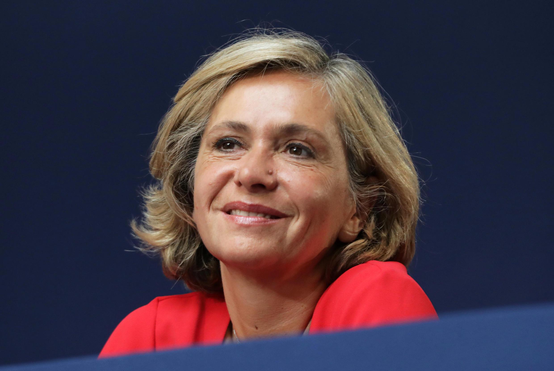 Valérie Pécresse sillonne la France depuis l'annonce de sa candidature à la présidentielle mi-juillet et est actuellement en déplacement en Bretagne.