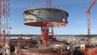 廣東台山核電站。