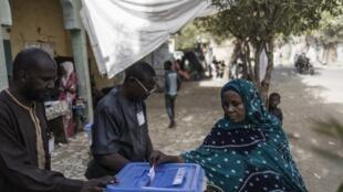 tchad vote scrutin présidentielle