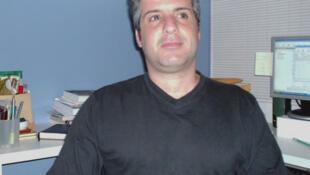 Rodrigo Guéron, filósofo e professor da UERJ.