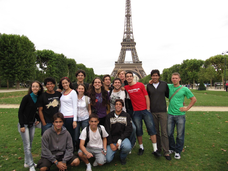 Luciano Cadô mudou-se para a França em 2009 para estudar na Escola Central de Paris.