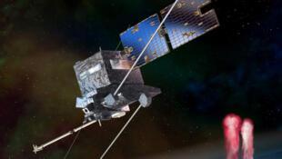 Le satellite Taranis.