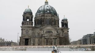 La cathédrale de Berlin.