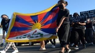 流亡藏人在全球许多国家纪念西藏抗暴62周年