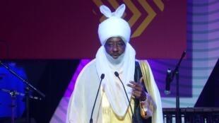 Tsohon Sarkin Kano mai martaba Alhaji Muhammadu Sunusi na biyu.