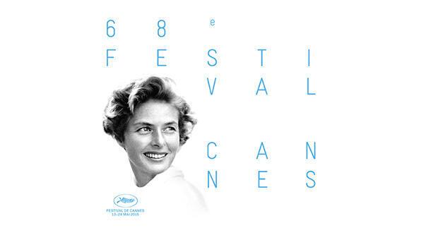 Cartaz oficial do Festival de Cinema de Cannes 2015