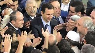 Президент Сирии Башар Асад вновь отказался уходить в отставку