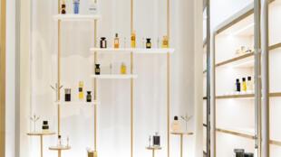 Le Grand Musée du Parfum à Paris.
