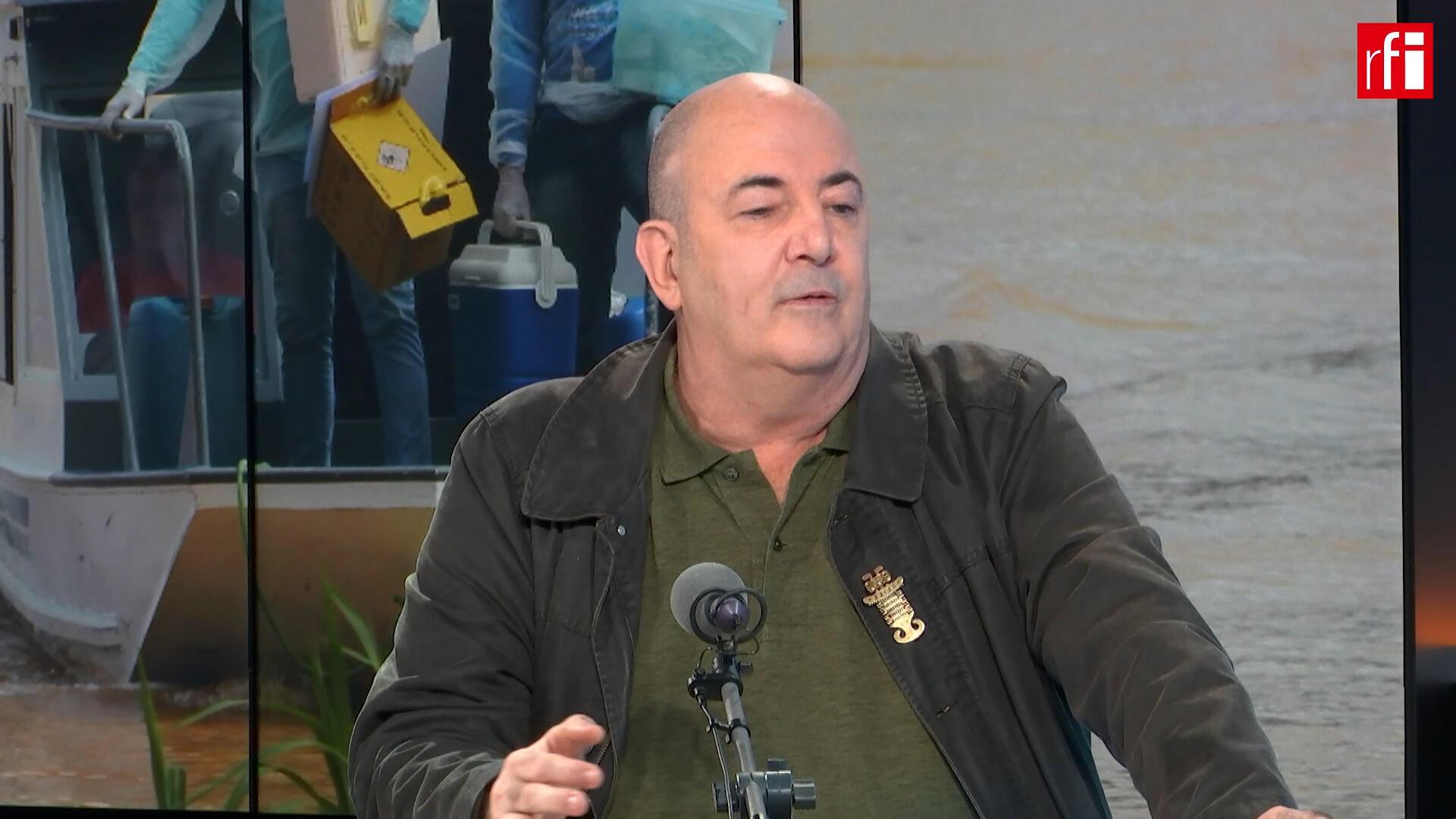 Stéphen Rostain, arquéologo
