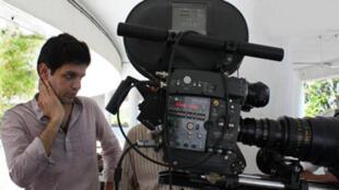 کیوان کریمی، سینماگر ایرانی
