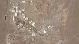 Irã denuncia 'ato terrorista' contra instalação de enriquecimento de urânio.