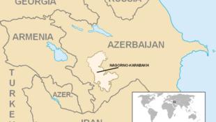 Yankin Nagorny Karabakh inda ake takaddama tsakanin Armenia da Azerbaijin