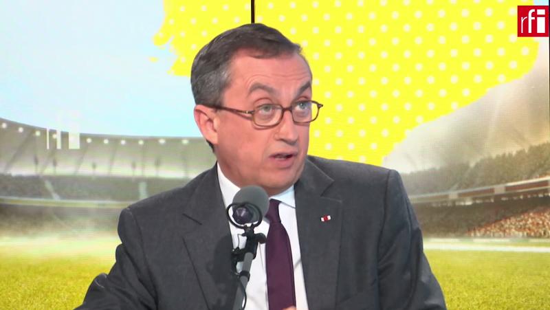 El embajador de México en Francia, Juan Manuel Gómez Robledo, evocó la renegociación del TLC entre México, Estados Unidos y Canadá.