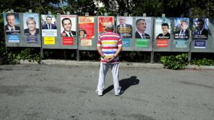 Pour les onze candidats à l'élection présidentielle, cette semaine marque la fin d'une longue campagne. Selon les différents instituts de sondages, les quatre candidats de tête sont dans un mouchoir de poche.