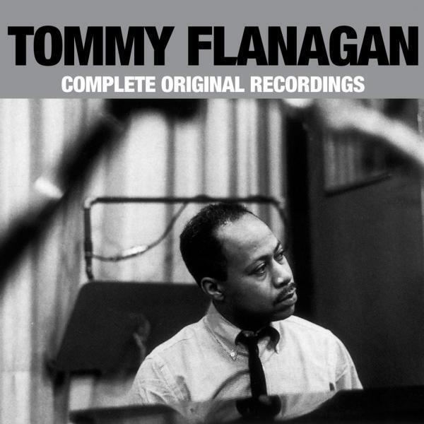 L'anthologie de Tommy Flanagan, parue en 2008.