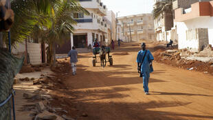 Le quartier de Yoff, à Dakar, est particulièrement touché par la pénurie d'eau potable.