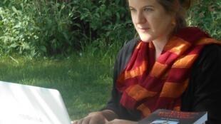 Chloé Josse-Durand, chercheuse à l'Institut français de recherche en Afrique.
