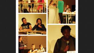 Concours des «ambassadeurs en herbe» organisé au lycée Jean Mermoz de Dakar.