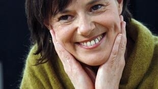 La danseuse, chorégraphe de danse contemporaine, et directrice du Théâtre National de Chaillot, Dominique Hervieu, en 2009.