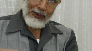 Mahmoud Ezzat, en 2005.