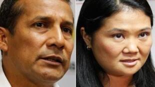 Los candidatos que se pelean el sillón presidencial