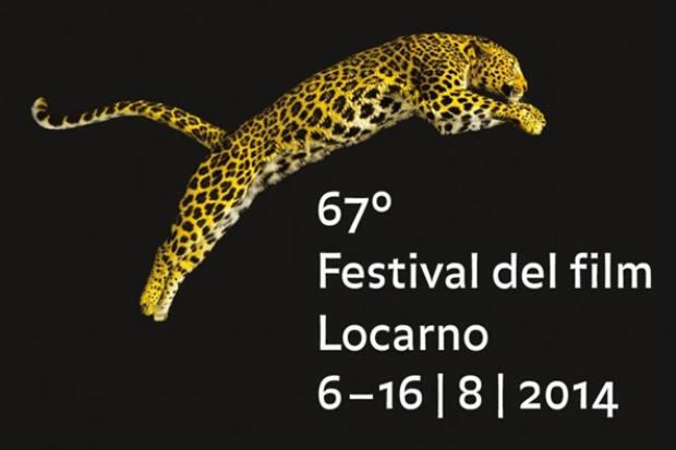 Cartaz do 67° Festival Internacional de Cinema de Locarno, que acontece de 6 a 16 de agosto de 2014.