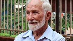 80-year-old Dr Elliott & his wife moved to Burkina Faso in 1972