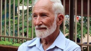 Photo non datée du docteur Ken Elliott qui s'est installé en 1972 au Burkina Faso avec son épouse.