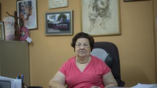 Vilma Nuñez, abogada y presidenta del Centro nicaragüense de derechos humanos (CENID).