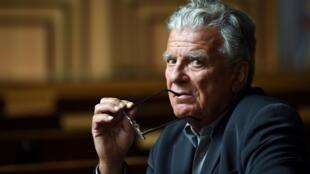 As acusações contra Olivier Duhamel chocaram os círculos intelectuais franceses.