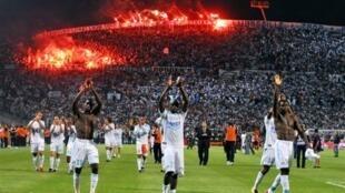 Le Vélodrome de Marseille en ébullition face à Toulouse ?