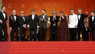فستیوال بینالمللی سینمایی کن- پنجشنبه ٢۶ اردیبهشت/ ١۶ مه ٢٠۱٩