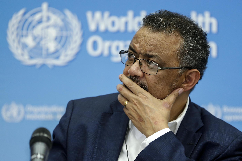 World Health Organisation chief, Tedros Adhanom Ghebreyesus, has warned against complacency.