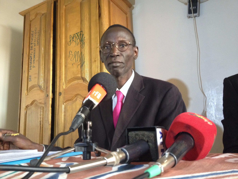 Au cours d'une conférence de presse à Dakar le 3 février 2015, le secrétaire général de la Raddho Aboubacry Mbodji a demandé à la communauté internationale de faire pression sur la Mauritanie pour le respect des droits de l'homme.