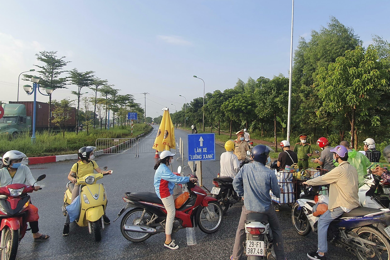 Vietnam - Hanoi - coronavirus - confinement